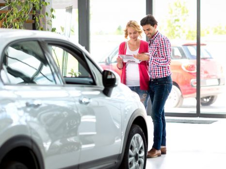 achizitionarea unei masini